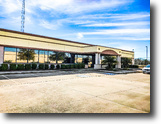 Texas Farm Land 1 Acres Online Auction - 10,000 SF Office Building