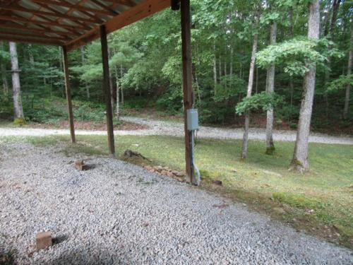 land creeks pond camper ports rv property morgan county tennessee