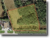 5 Acre Frontage Investment Vacant Lot