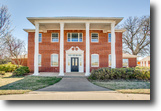Colonial Style Home on 20± Acres