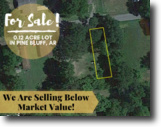 0.11 Acre in Pine Bluff, Arkansas 72004