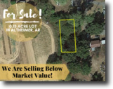 0.13 Acre in Pine Bluff, Arkansas 72004