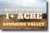 1+ Acres in Sunshine Valley. Luna County,