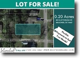 0.20-Acre Lot In The Heart Of Wagoner OK