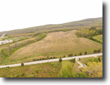 Tennessee Land 62 Acres 61.70 Ac Right Off Of I-40 For Development