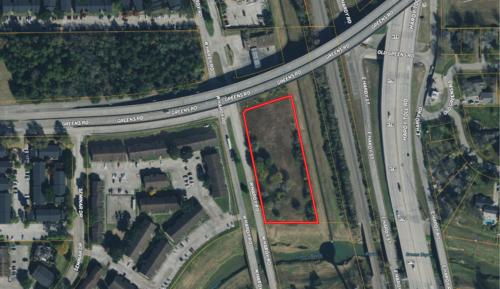 house & acres of undeveloped land houston property texas