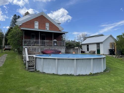 house pool little valley ny thompson property