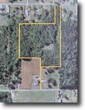 16.9 Acres of Land for Sale