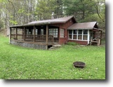 New York Land 2 Acres Cabin in Belfast NY 6389 River Hill Road