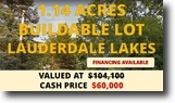 1.14 Acres on Mill Lake WI, NO HOA Fees, N