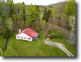 New York Land 4 Acres House Alfred Station NY 5808 E. Valley Rd
