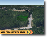0.2346-acre Overlooking Lot For Sale!