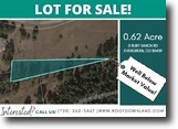 .62-Acre Agricultural Lot in Evergreen, CO