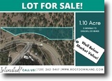 Stunning 1.10-Acre Lot In Golden, CO!