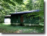 106 acres Country Home and Cabin