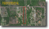 """6.06 Acre """"Unrestricted Lot"""" In Cleveland"""