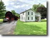 New York Land 1 Acres Two Family Home Wellsville NY 3420 Baldwin
