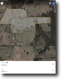 109 East Tx. Acres. 80 mile east of Dallas