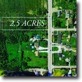 2.5 acre residential lot Sault St Marie