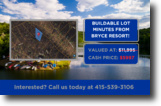 .28 Acres of Great Opportunity Near Bryce