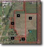 Oklahoma Land 66 Acres 10/5 Auction Multiple Tracts, land, homes