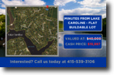 Your Haven Minutes from Lake Caroline