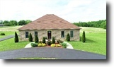 Kentucky Land 1 Acres House For Sale, Luxury Home, Glasgow, KY.