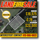 Tennessee Land 1 Acres 0.78ac Near Attractions in Sullivan, TN