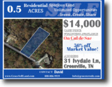 Beautiful 0.5 acre lot in Fairfield Glade
