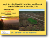 Awesome 0.38-Acre Gem in Cumberland County