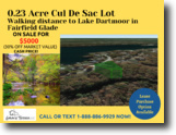 0.23-Acre residential Lot Fairfield Glade
